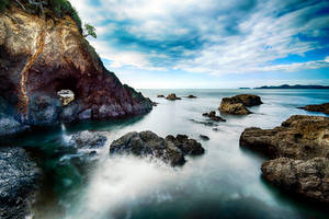Tapeka Coast HDR by wolfblueeyes