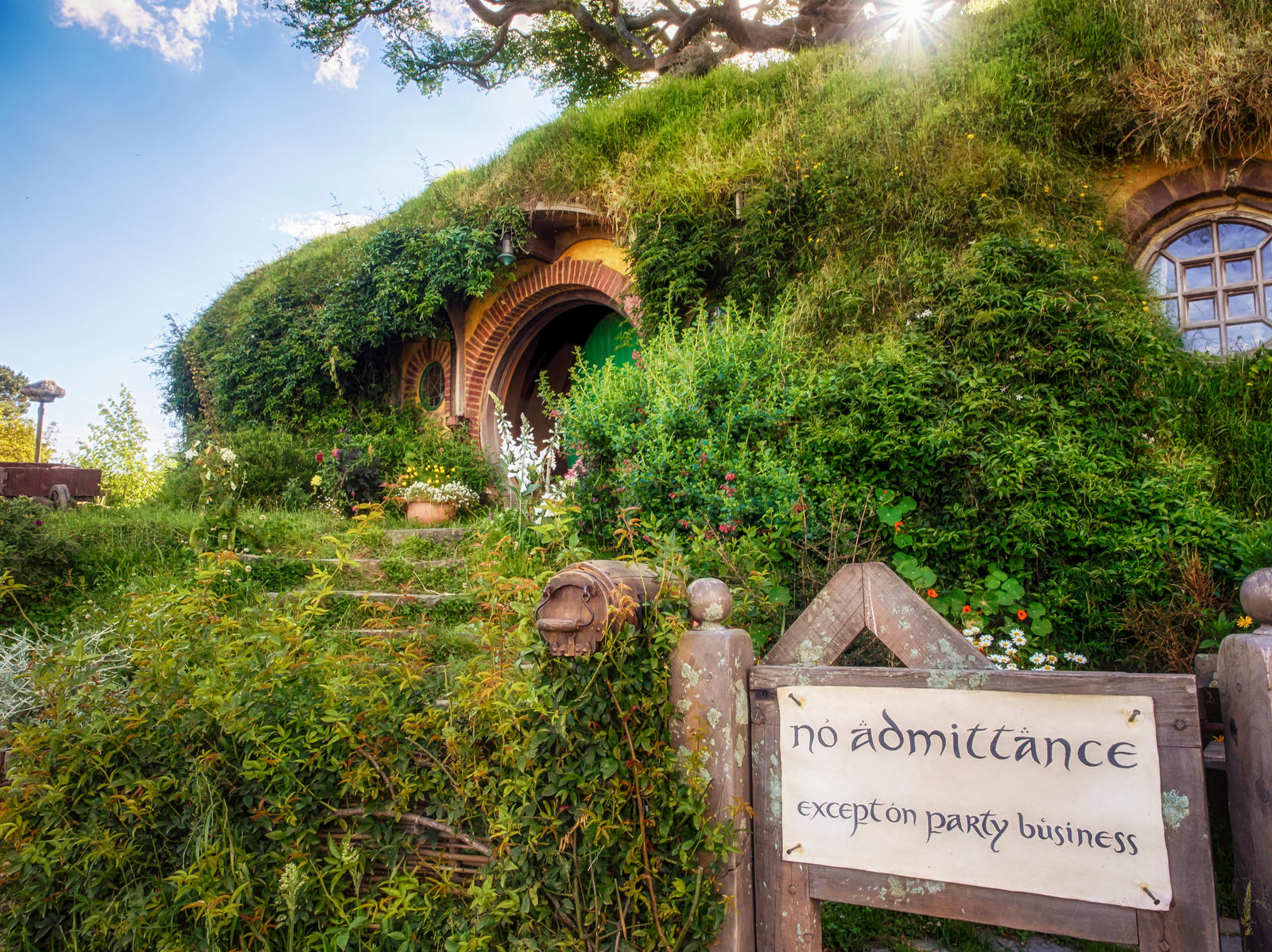 Bag End Hobbiton By Wolfblueeyes On Deviantart