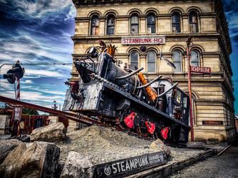 Steampunk HQ Oamaru NZ
