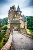 Castle Eltz Gate by wolfblueeyes