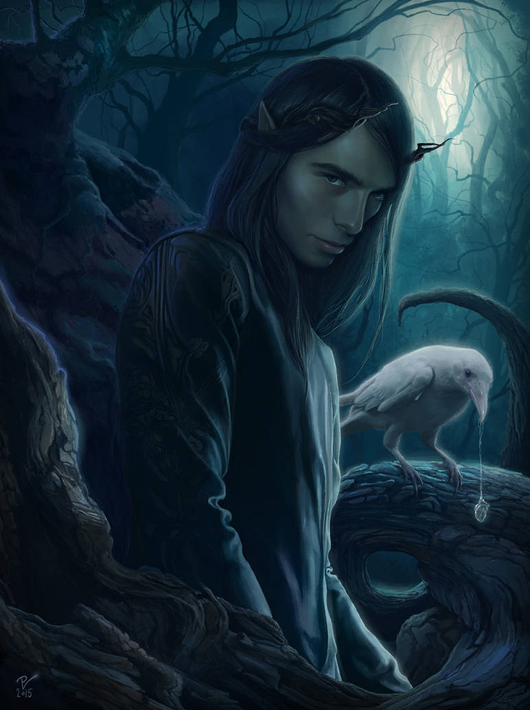 The Prince Of Midnight by VladislavPANtic