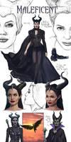 Maleficent-Concept Art-FanArt