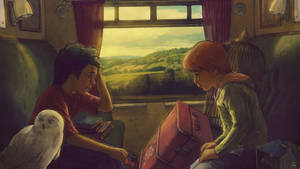 Harry Potter and the Philosopher's Stone-FanArt-05