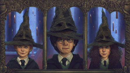 Harry Potter and the Philosopher's Stone-FanArt-07