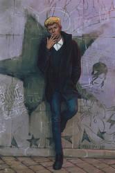 David Bowie FanArt by VladislavPANtic