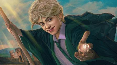 Harry Potter and the Philosopher's Stone-FanArt-12 by VladislavPANtic