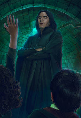 Harry Potter and the Philosopher's Stone-FanArt-14