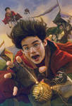 Harry Potter and the Philosopher's Stone-FanArt-16