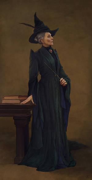 Portrait of Madame M