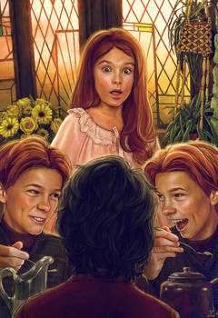 Harry Potter and the Chamber of Secrets-FanArt-04