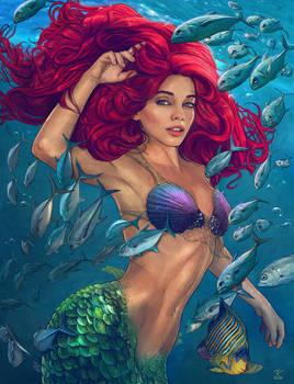 Ariel - MerMay2020