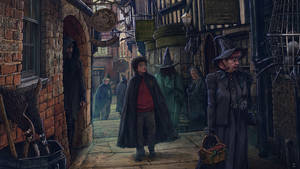 Harry Potter and the Chamber of Secrets-FanArt-05