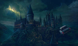 Harry Potter and the Chamber of Secrets-FanArt-07