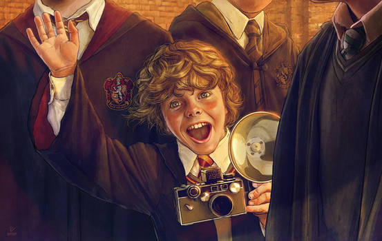 Harry Potter and the Chamber of Secrets -FanArt-09