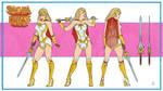 She-Ra Concept Art FanArt by VladislavPantic
