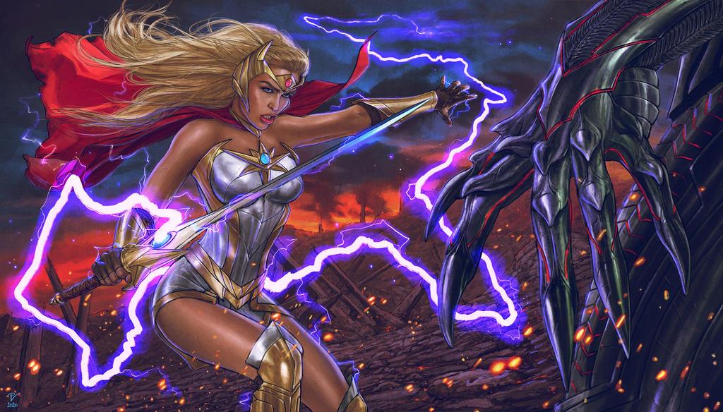 She Ra The Princess Of Power Fanart By Vladislavpantic On Deviantart