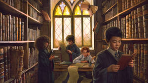 Harry Potter and the Chamber of Secrets -FanArt-11