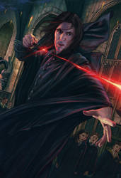 Harry Potter and the Chamber of Secrets-FanArt-12