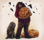 Hapy Halloween! by VladislavPantic