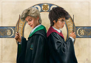 Harry Potter and the Chamber of Secrets-FanArt-21