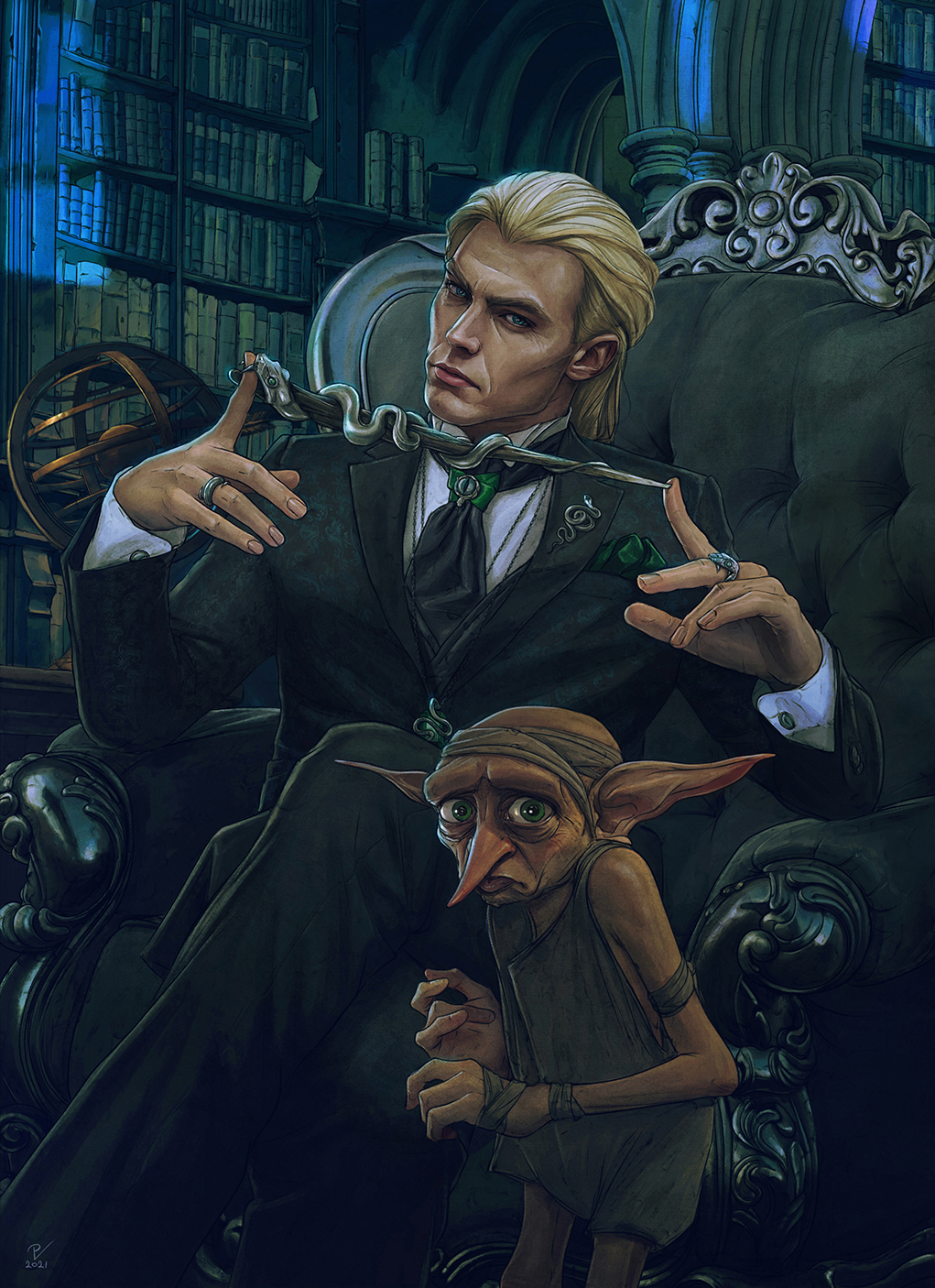 Harry Potter and the Chamber of Secrets-FanArt-22