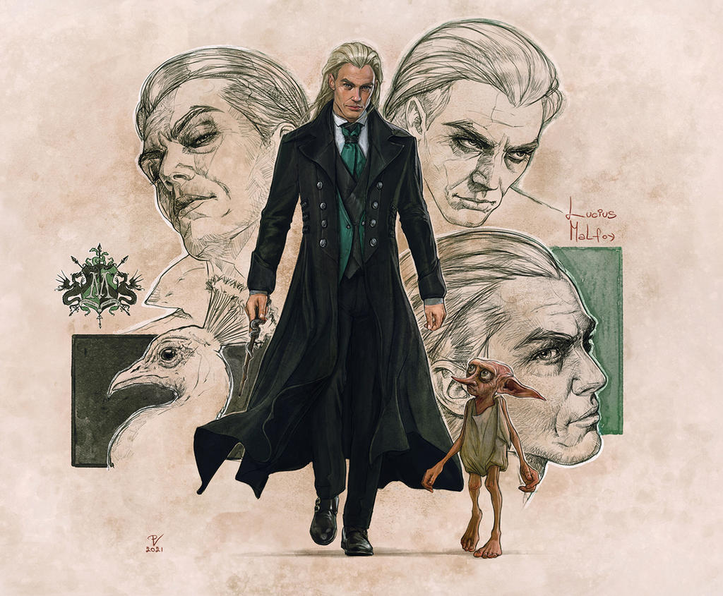 Lucius Malfoy-FanArt