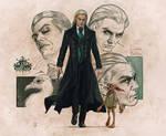 Lucius Malfoy-FanArt by VladislavPantic
