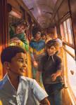 Harry Potter and the Prisoner of Azkaban-FanArt-04 by VladislavPantic