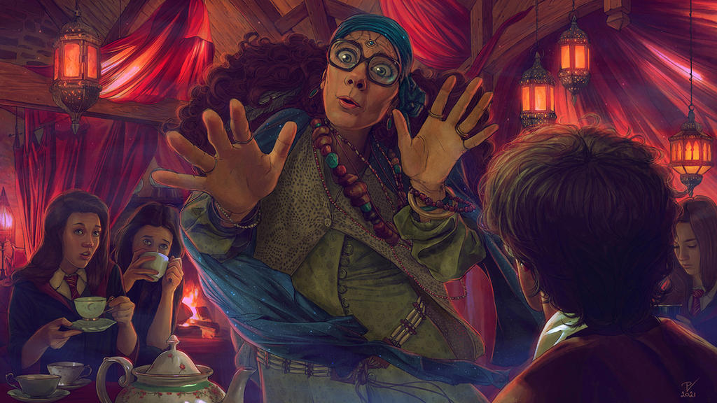 Harry Potter and the Prisoner of Azkaban-FanArt 08