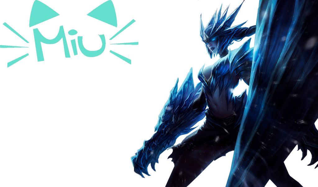renders League Of Legend  Ice_drake_shyvana_render_by_miuzr-d8d6gmp