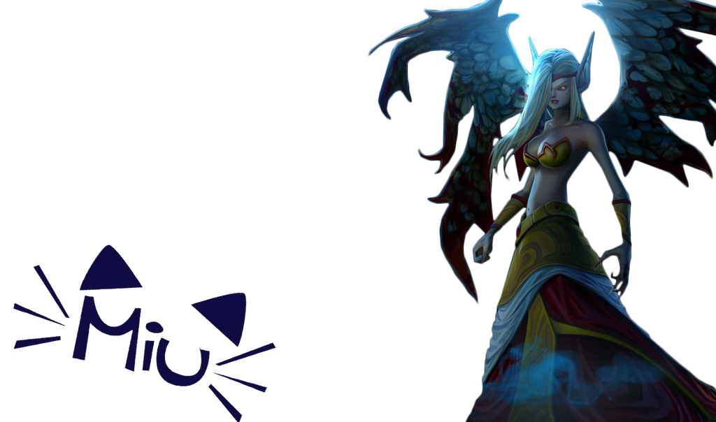 renders League Of Legend  Exiled_morgana_render_by_miuzr-d8d9ivc