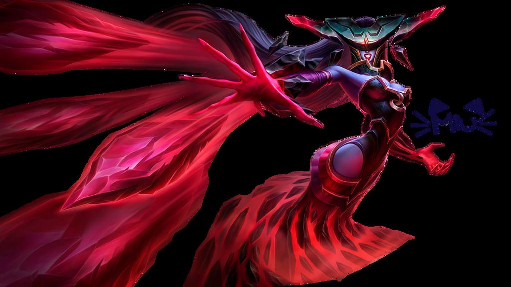 renders League Of Legend  Bloodstone_lissandra_render_by_miuzr-d8f361k