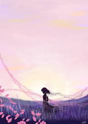 When sakura falls