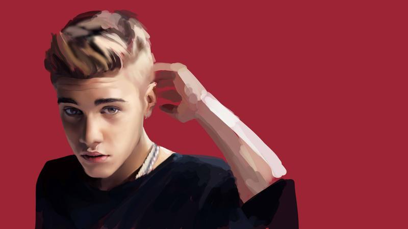 Bieber sketch by nemmey