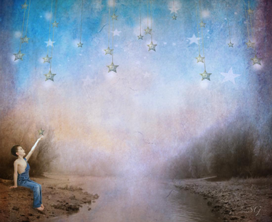 Starlight, starbright by SilverPixiGirl