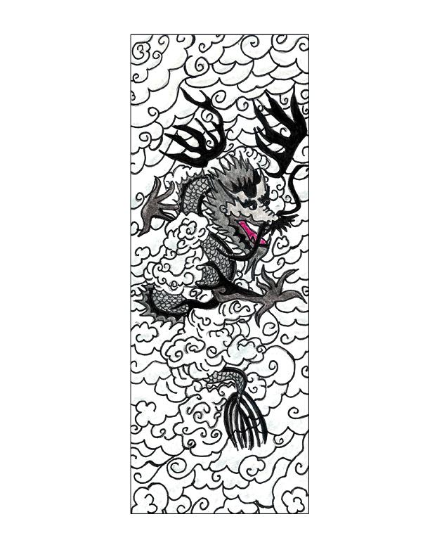 Ki The Dragon by SilverPixiGirl