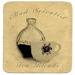 Mad Scientist Tea Blends