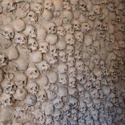 Wall of Skulls by iampagan