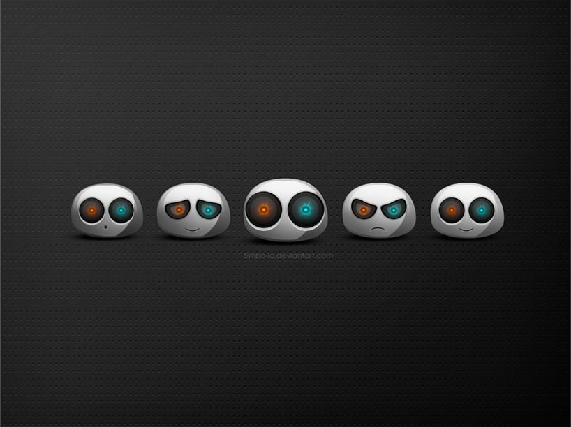 Robot by Almoutasemz