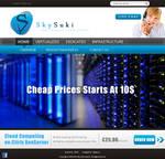 Website - Sky Suki