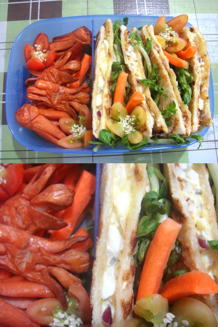 tamago sandoichi bento 2 by plainordinary1