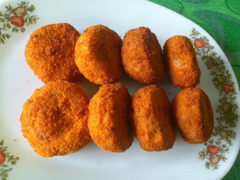 potato korokke by plainordinary1