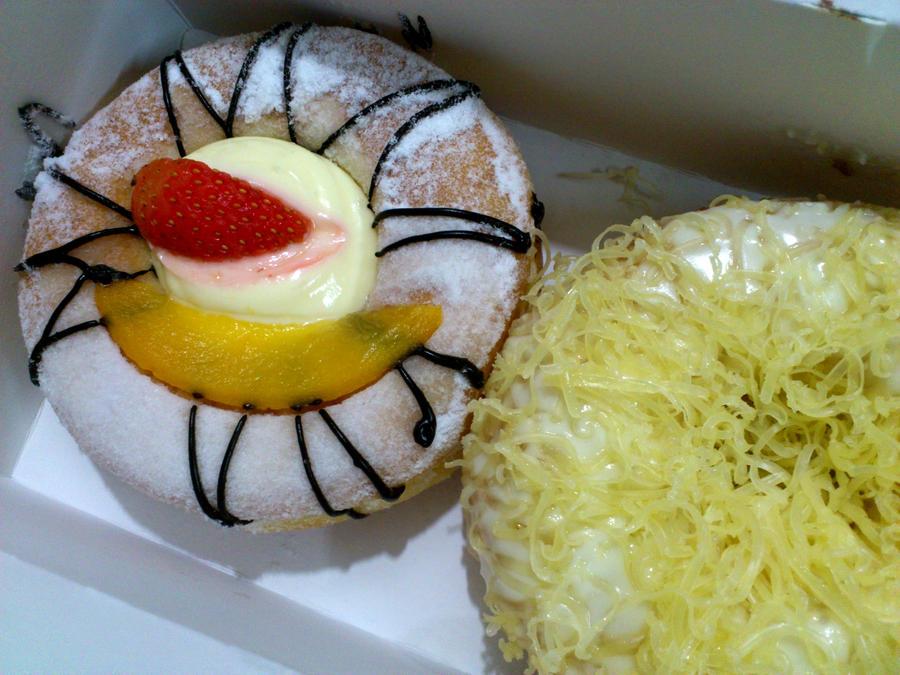 BigApple doughnuts by plainordinary1