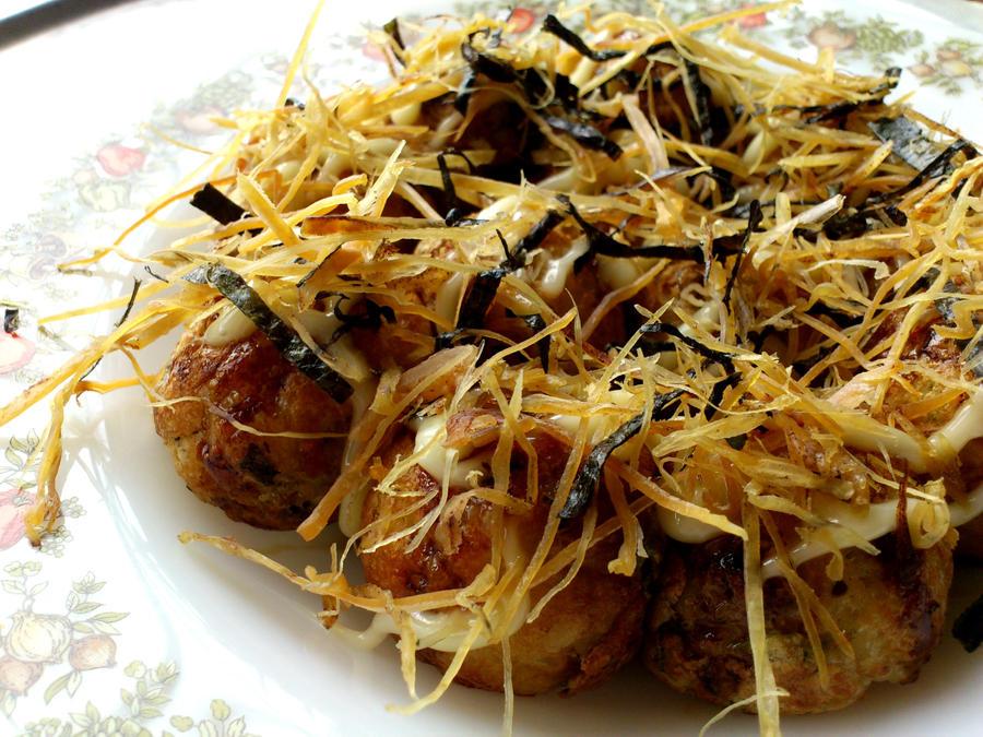 oishii ikayaki by plainordinary1
