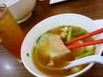 wantan dumpling soup