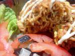 egg noodle roll
