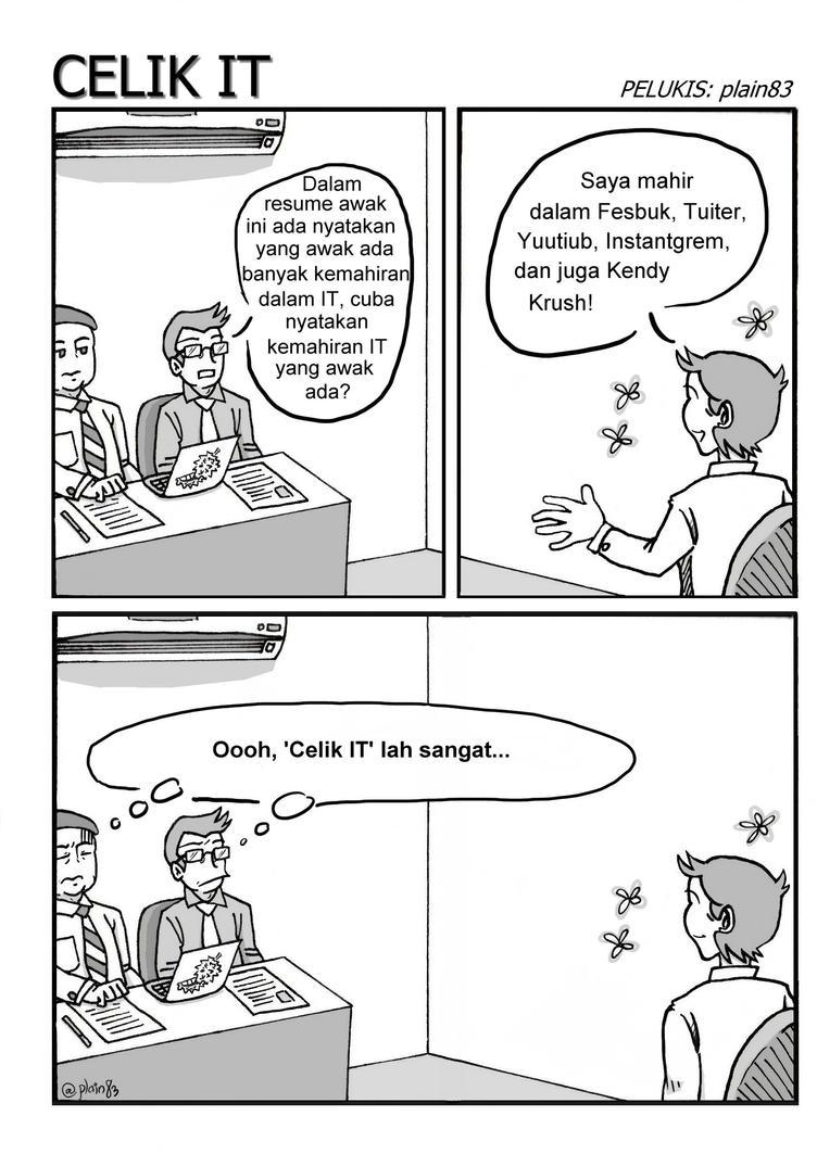 BuasirOtak the Komik by plainordinary1