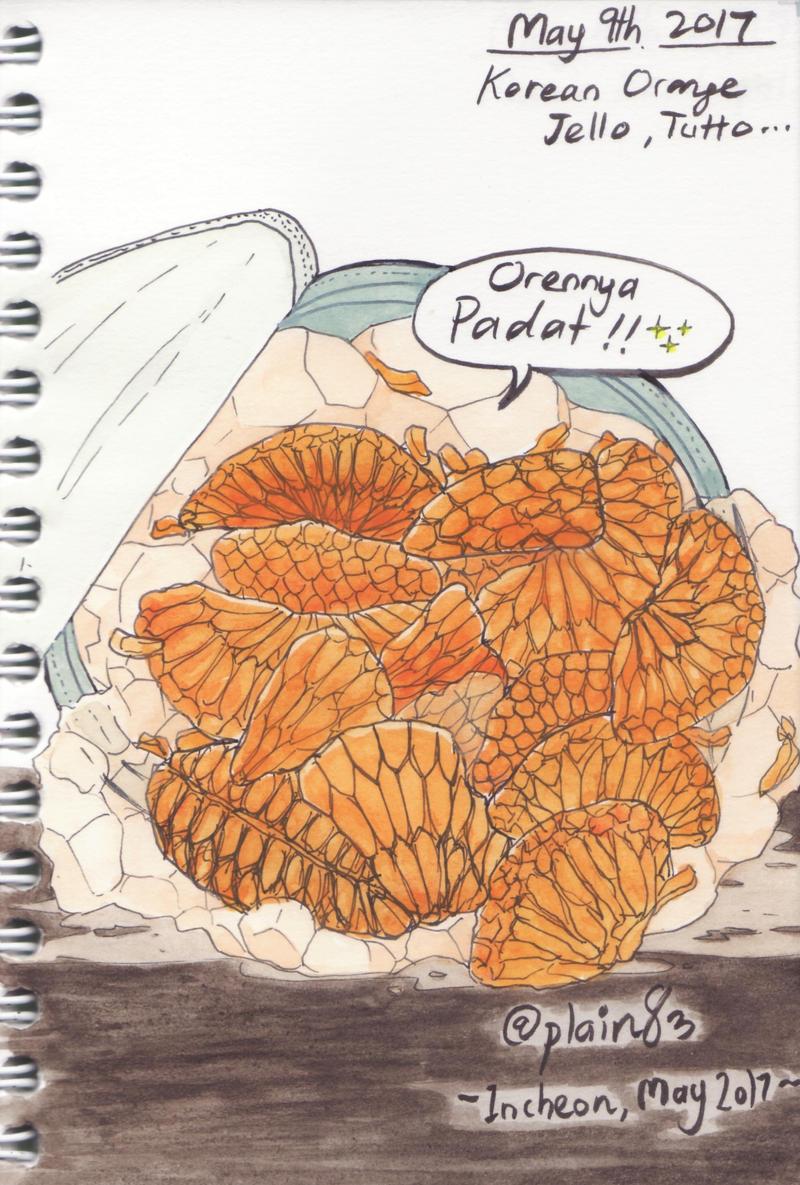 Of Orange and Jello