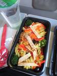Flight pasta obento