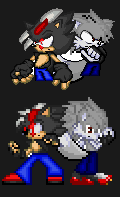 .:The Legendary HedgeWolf Brothers:. by SuperSonic124TH
